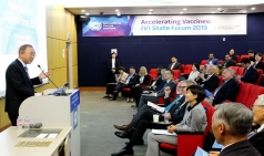 국제백신연구소, 설립 22주년 기념 'IVI 협력국 포럼' 개최