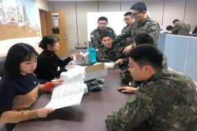 건협 서울동부지부, 28사단 공병대대 금연클리닉 실시