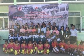 연세의대 '프로젝트 봄', 베트남 학교 건축·시력 검진 실시