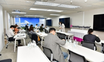 한국BMS제약, 취약계층 청소년 학습 위한 IT기기 5000만원 지원