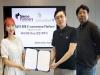 네모파트너즈이피, 인도네시아 써니다혜 샵 공식 런칭