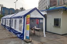 순천향서울병원, 드라이브인-워킹 스루 운영