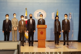 민주당 복지위 의원들, 법사위에 의료법 개정안 조속히 처리 촉구