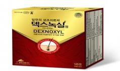 현대약품, 덱스판테놀 성분 탈모치료제 '덱스녹실정' 출시