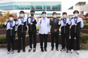 서울의료원 장애인배드민턴팀, 전국장애인체전서 금4·은4·동3 획득